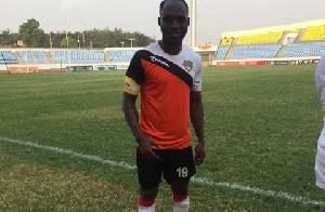 Kotoko want to add Opoku Mensah to their team