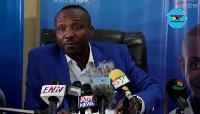 Acting NPP General Secretary, John Boadu