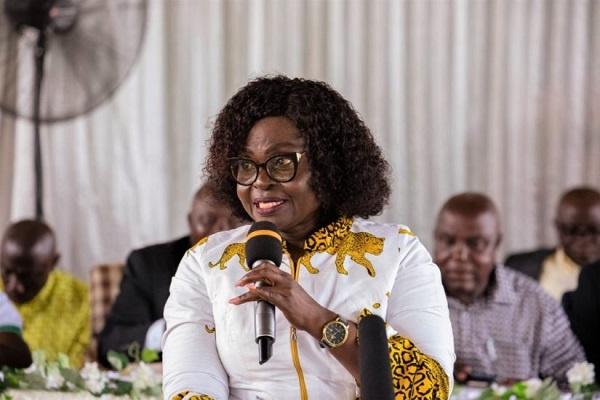 Mrs Comfort Owusu, Executive Director of the Association of Rural Banks Ghana