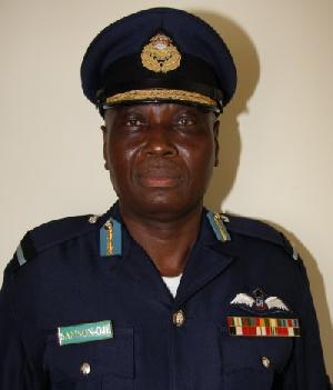 Air Vice Marshall M. Samson Oje