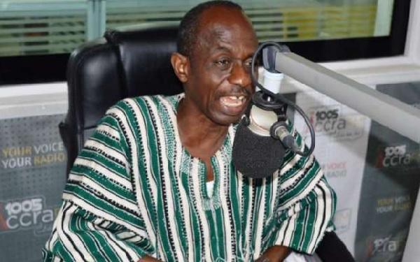 Akufo-Addo is an oppressor - Asiedu Nketiah