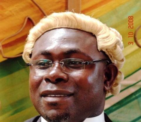 Lawyer Ohene Gyan