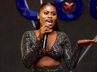 Ghanaian musician,  Vanessa Nice