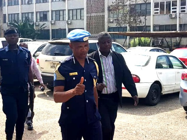 Alleged coup plot: Lawyer suspects attempt to deny ACP Agordzo bail