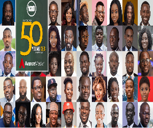 Shatta Wale, Stonebwoy and Samini named among top 50 Young CEOs in Ghana