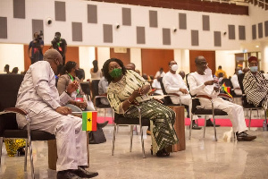 Prof. Jane Naana Opoku-Agyemang & John Dramani Mahama
