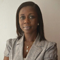 Doreen Baffoe, Head of Stanbic Bank's Customer Care Centre
