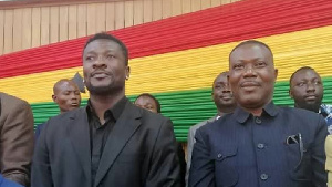 Asamoah Gyan, Black Stars striker