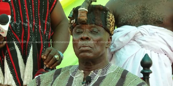 Referendum: We were not consulted on National House of Chiefs\' position – Okyenhene