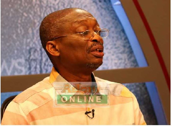 Akufo-Addo not in the mood to downsize 'elephant size' government – Kweku Baako