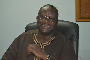 Paul Afoko Smile