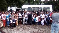The Volta Association acquires a bus