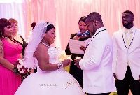 Ishmael Addo and the wife now reside in abroad