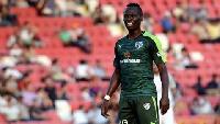 Agyemang Badu was on loan at Bussaspor last season