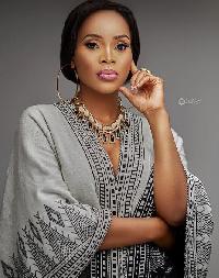 Kumawood actress and TV presenter, Benedicta Gafah