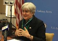 Stephanie S. Sullivan, US Ambassador to Ghana