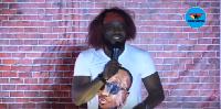 Ghanaian comedian, DKB