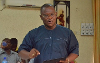 Sylvester Mensah, former CEO for National Health Insurance Authority (NHIA)