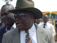 Mr Charles Kofi Wayo