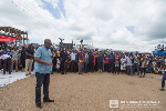 Mahama was addressing the chiefs and people of Amanten in the Atebubu Amanten constituency