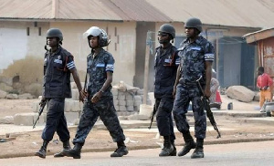 Police has been dispatched to the area to restore order