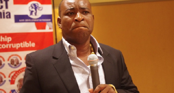Wontumi, Ashanti Regional Chairman of the NPP
