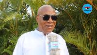 Prof Joshua Alabi, Former SSNIT Board member