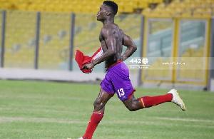 Kwadjo Obeng Jnr Hearts Of Oak