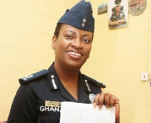 ACP Lydia Donkor
