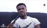Noah Quansah is a barber