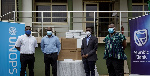 UNOPS delivers additional coronavirus test kits worth $55,500 to the Ghana Health Service