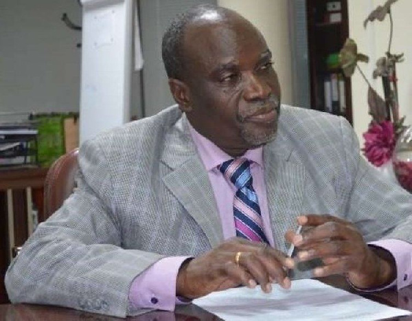 Moses Asaga, former Chief Executive Officer of the National Petroleum Authority