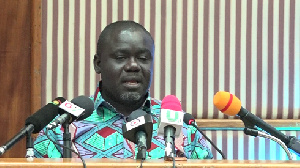 Kweku Ofori Asiamah, Minister of Transport