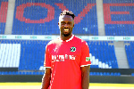 Ghanaian winger Kingsley Schindler delighted to rejoin Hannover 96