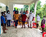 Three orphanages receive support to fight coronavirus