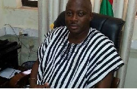 MP for Bongo Constituency Edward Bawa
