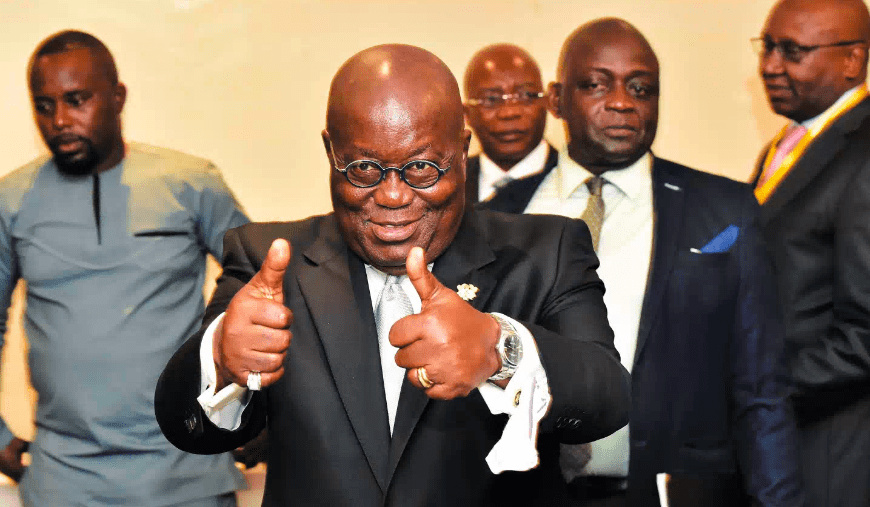 Confirm Dampare as substantive IGP – Akufo-Addo told