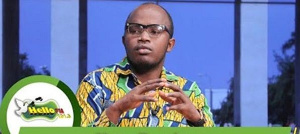 Member of the NDC's Communication team, Abass Nurudeen