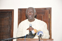 Ex-President J. A Kufuor