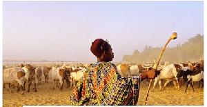 File Photo of a Fulani herdsman