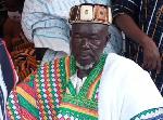 Bolewura Sarfo Kutuge Feso (I) Paramount Chief of the Bole Traditional area