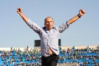 Coach Zdravko Logarusic