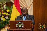 Tackle financial crimes, they threaten development – Akufo-Addo