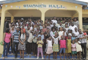 Nkoso Initiative's visit to the Baptist School Complex and Orphanage