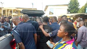 Kumasi Robbers Gunned Down 3