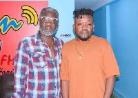 Nana Opoku Kwarteng with Bullet