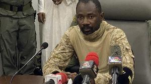 Malian President, Colonel Assimi Goïta