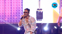 Shatta Wale crowned 2017 in grand style as he walked home with a brand new luxurious automobile