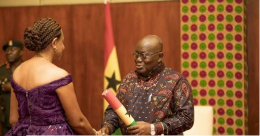 According to Akufo-Addo the four persons have been carefully chosen
