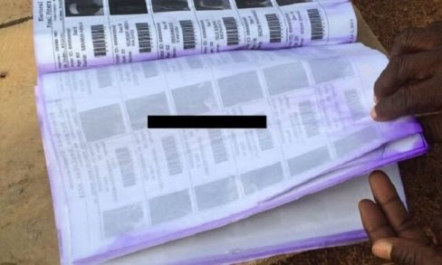 Names of some security officers absent from the voters\' register at Ho